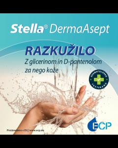 RAZKUŽILO ZA ROKE STELLA DermaAsept - 5 L